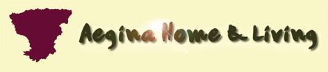 Aegina Home & Living Logo