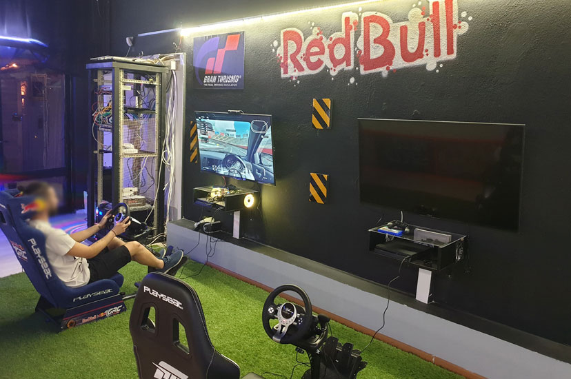 PRIME PLAY GAME ROOMS